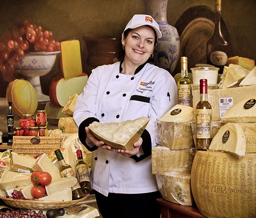 cheese, lots of cheese, provolone cheese, wine with cheese, cheese rep, foodtown,  large cheese,